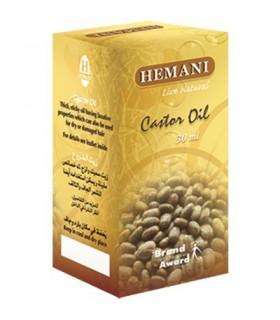 Castor oil - HEMANI - 30 ml