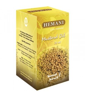 Huile de moutarde - HEMANI - 30 ml