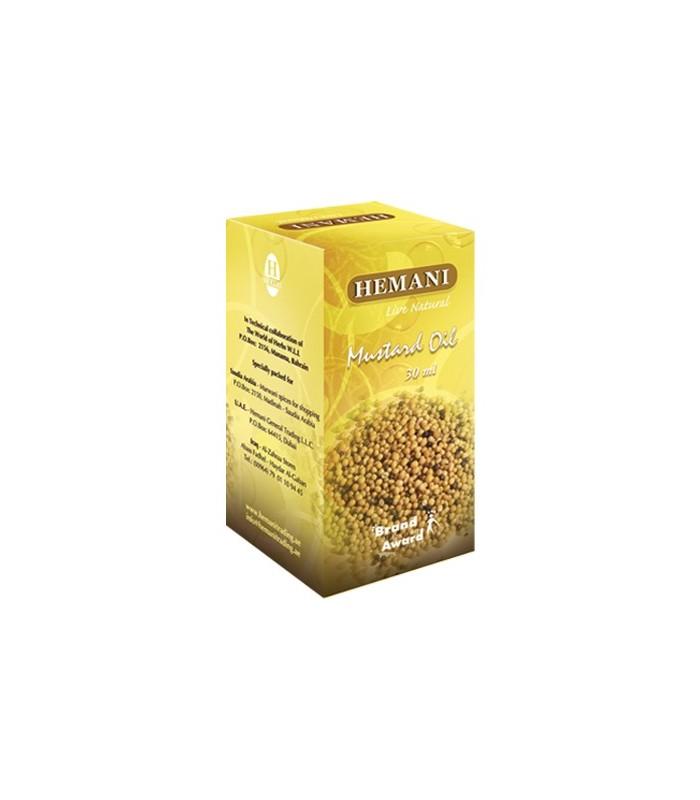 Mustard - HEMANI - 30 ml oil