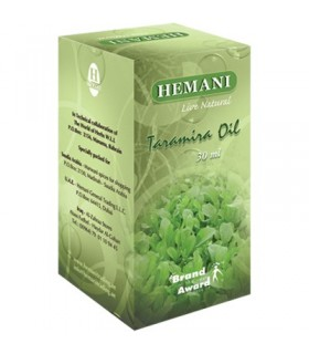 Taramira - (rocket seeds) - HEMANI - 30 ml oil