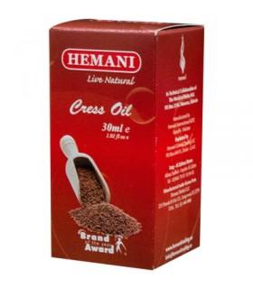 Aceite De Berro - HEMANI - 30 ml