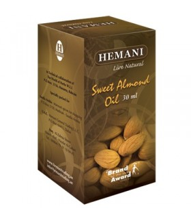 Oil of sweet almond - HEMANI - 30 ml