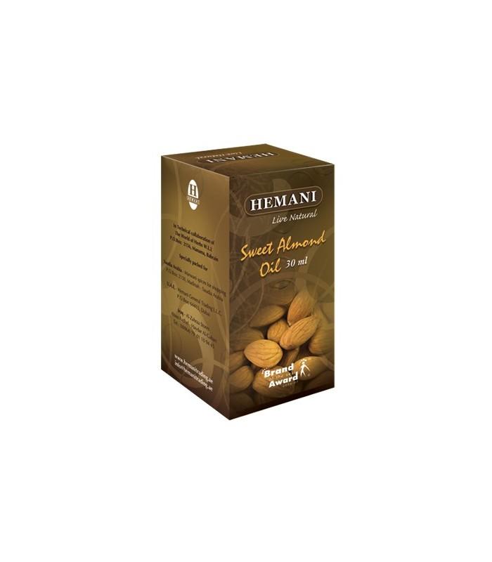 Aceite De Almendra Dulce - HEMANI - 30 ml
