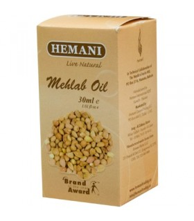Mehlab - (Saint Lucia cherry) - HEMANI - 30 ml oil