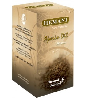 Ajwain (especiaria India) - DHION - 30 ml de óleo