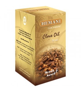Chiodo - HEMANI - 30 ml di olio