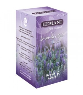 Lavender - HEMANI - 30 ml oil