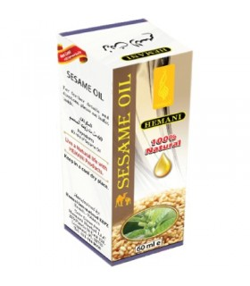 Aceite De Sésamo - HEMANI - 100% Natural - 60 ml