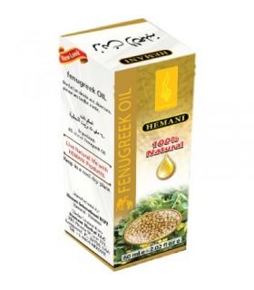 Fieno greco - HEMANI - 100% naturale - olio 60 ml
