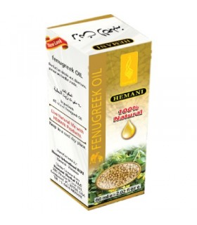 Fenugreek - HEMANI - 100% Natural - oil 60 ml