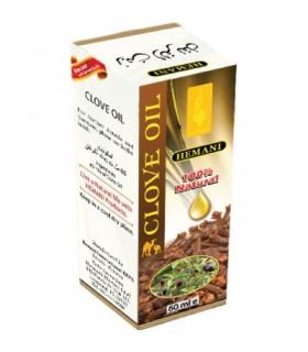 Nail - HEMANI - 100% Natural - oil 60 ml