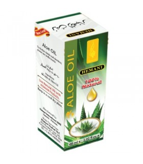 Aceite De Aloe - HEMANI - 100% Natural - 60 ml