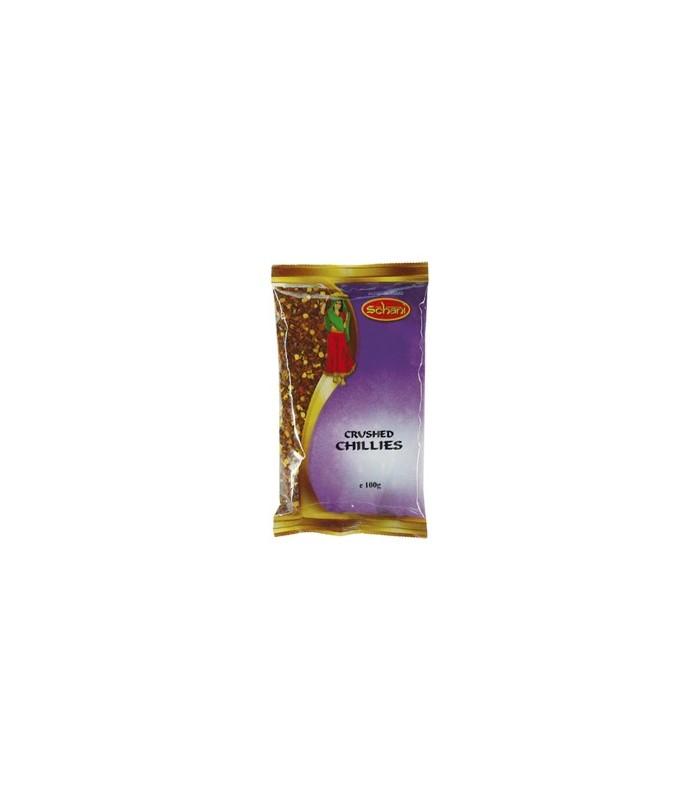Chili crushed SCHANI - Indian spice - 100 g