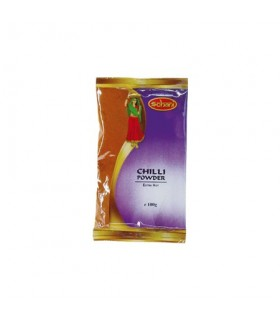 Pimenta em pó Extra picante tempero indiano - SCHANI - - 100 g