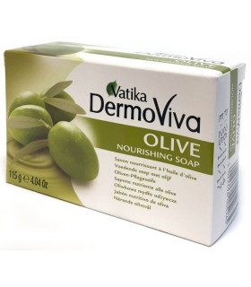 Nourishing SOAP of olive - VATIKA - 115 g