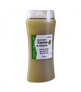Gel De Baño -Natural -  Cactus y Argán - 250 ml