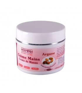 Hands Cream - Natural - Argan - HERMINIA - 50 ml