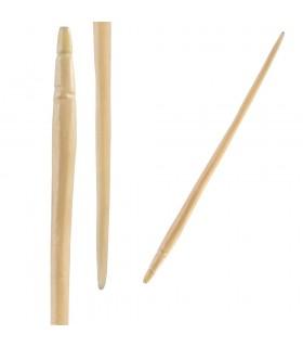 Palito kujul - osso - artesão de produto - 12cm