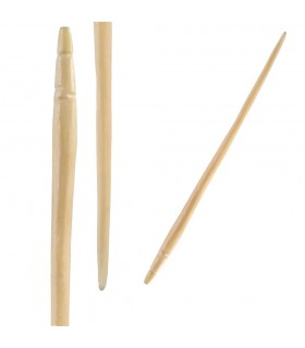 Palito Kujul - Bone - Produkt Handwerker - 12 cm