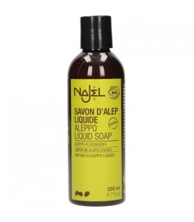 Liquid - olive and Laurel - Aleppo SOAP 200 ml