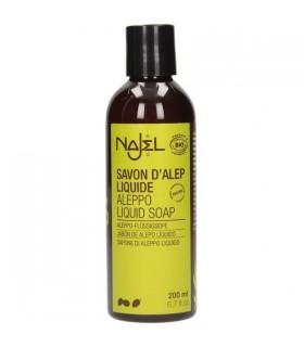 Líquido - azeitona e Laurel - Alepo SOAP 200 ml