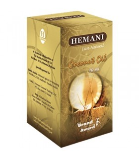 Coconut oil - HEMANI - 30 ml
