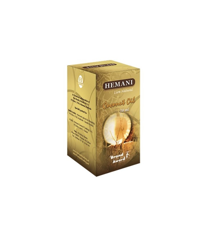 Aceite De Coco - HEMANI - 30 ml