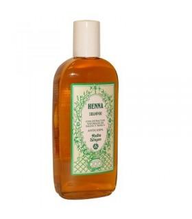 Henna shampoo with natural extracts of Sage and Arnica - dandruff - Radhe Shyam - 250 ml