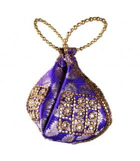 Bag folding party - various colors - 26'5 cm - new