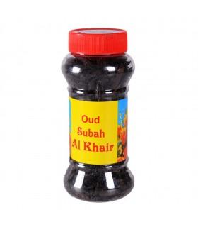 """Incenso em grão """"Oud Sabah Al-jair"""" - (bom dia)-"""