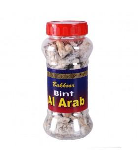 """Incenso em grão - Bajur """"Bint Al Arab"""" - (a filha de árabes) - 110g"""