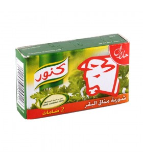 Pastilla Sopa Knorr - Halal -  Ternera - 18 g