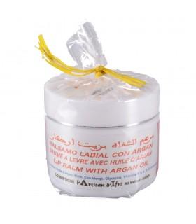 Protector Labial de Argán - Extracto de Naranja y Canela