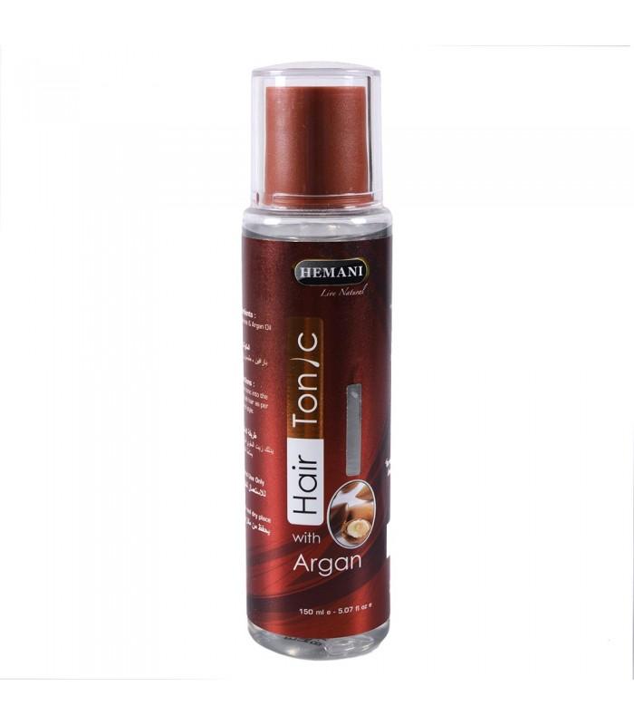 Hair tonic with Argan - HEMANI - 150 ml