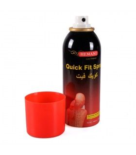 Quick Fit Spray - HEMANI - 150 ml