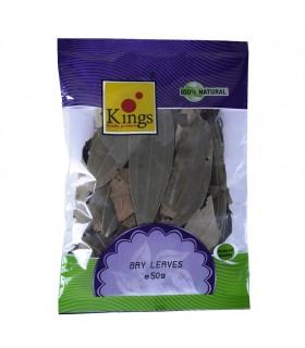 Folhas de louro da Índia - XL - 100% Natural - 50g