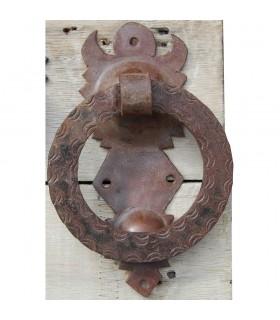 Llamador de Forja - Embellecedor y Picador