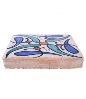 Al-Andalus - 14,5 cm - several designs - handcrafted tile - model 14