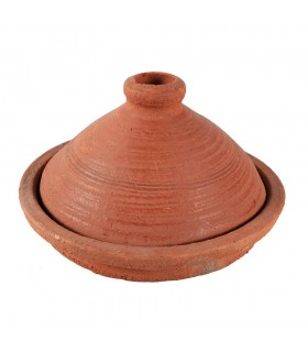 Tajin Arabisch rustikale Küche - Heim und gesunde Küche - 20 cm