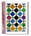 Reservar o projeto mosaico - Souvenir árabe - tamanho A5 - 100 folhas
