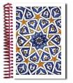Book design mosaic - Souvenir Arabic - size A5 - 100 sheets