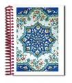 Mosaic Design Notebook - Arab Souvenir - Size A6 - 100 Sheets
