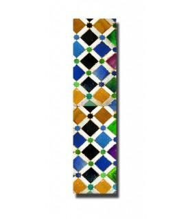Segnalibro design mosaico arabo - modello 1 - prodotto consigliato