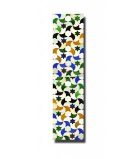 Marcapáginas Diseño Mosaico Árabe - Modelo 2 -  Producto Recomendado