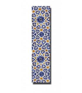 Marcapáginas Diseño Mosaico Árabe - Modelo 5 -  Producto Recomendado