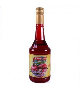 Xarope de romã - granadina - CHTOURA - 600 ml