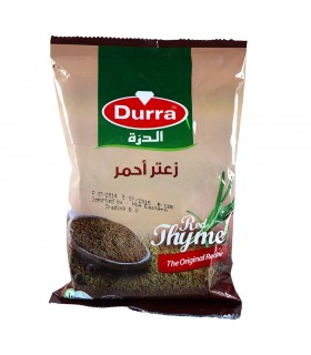Saatar - red thyme - mixing of seeds, spices and dried fruits - 400 gr