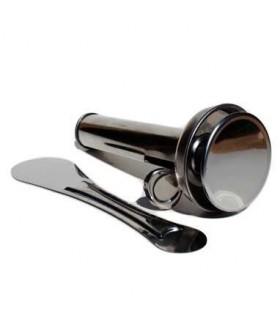 Spoon Falafel - metal - mould Falafel - Push Up