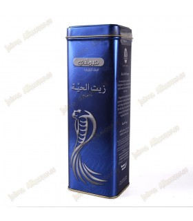 Oil snake - HEMANI - care capillary - 120 ml