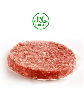 Hamburguesa de Pollo - Halal - Bandeja 2 kg - 20 unidades - Payan